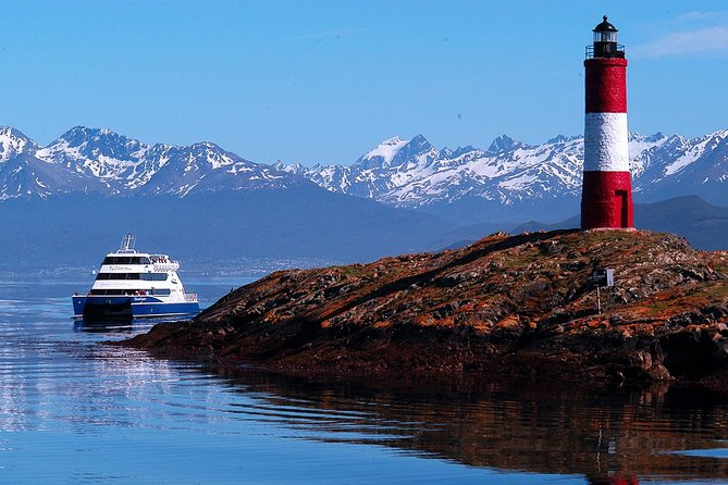 Sailing Experience at Beagle Channel on a Catamaran