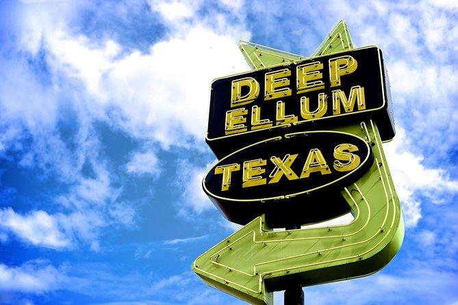 Excursão de cerveja e cidra em Dallas Deep Ellum