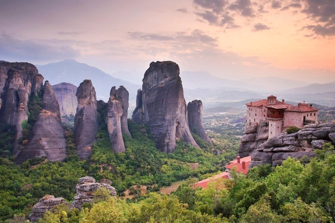 Delphi & Meteora Two Days Tour from Athens