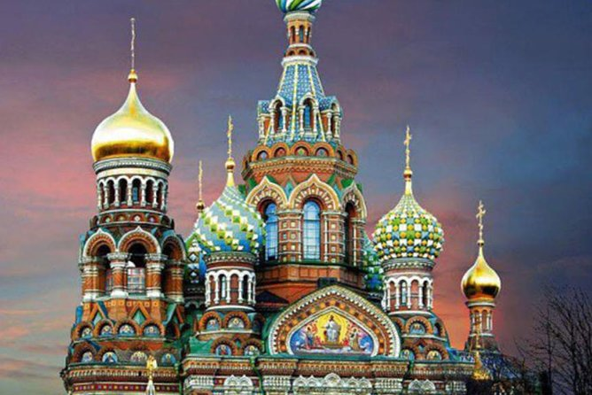 Churches & Cathedrals Tour - City Sightseeing with Fine Dining Imperial Lunch