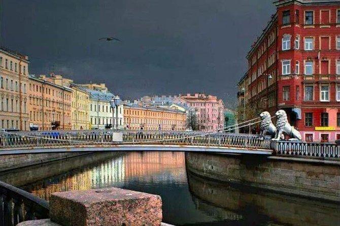 Authentic Saint Petersburg Tour - Kolomna District Experience by MOST PETERSBURG