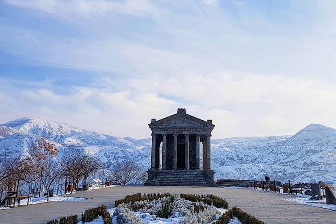 Private tour to Garni-Geghard-Arch of Charents-Tsaghkadzor-Lake Sevan photo 1