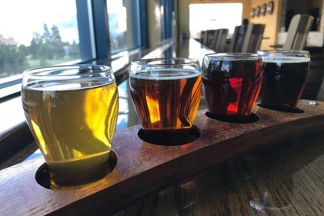Kelowna Brewery Tour