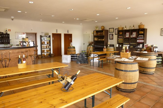 Full Day Out – Winery include