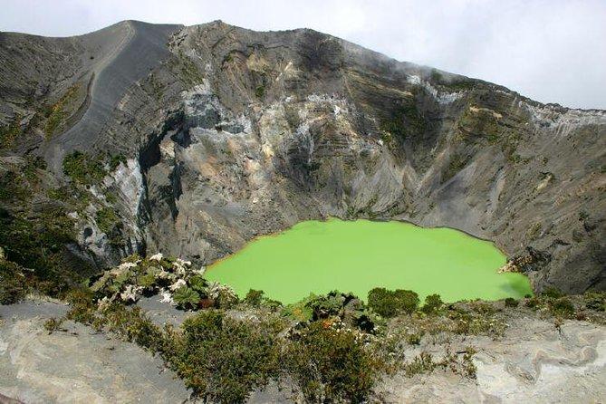 Irazu Volcano, Orosi &Lankester From San Jose