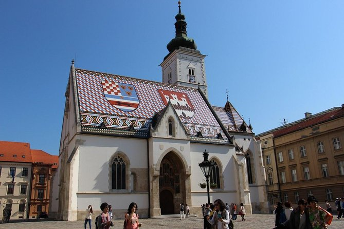 The tale of two hills - private walking tour of Zagreb