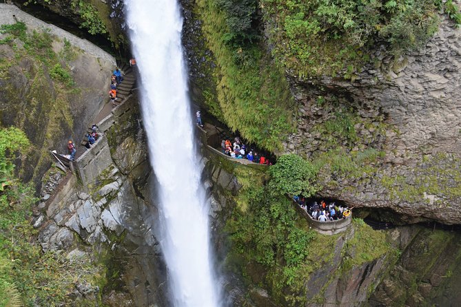 Private Full Day Baños Tour from Quito