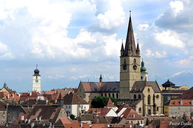 Private Day Trip to Sibiu from Bucharest (12h)