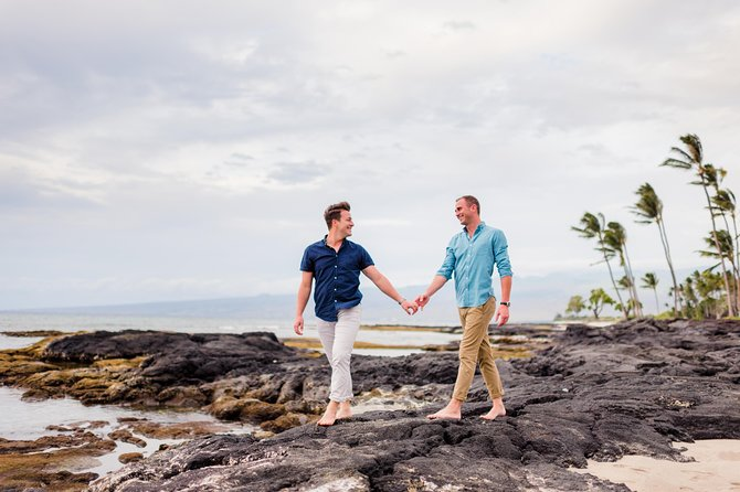 60 Minute Private Vacation Photography Session with Local Photographer in Kona