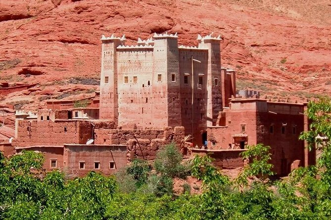 Full day trip to Ourika waterfall and Atlas mountains from Marrakech