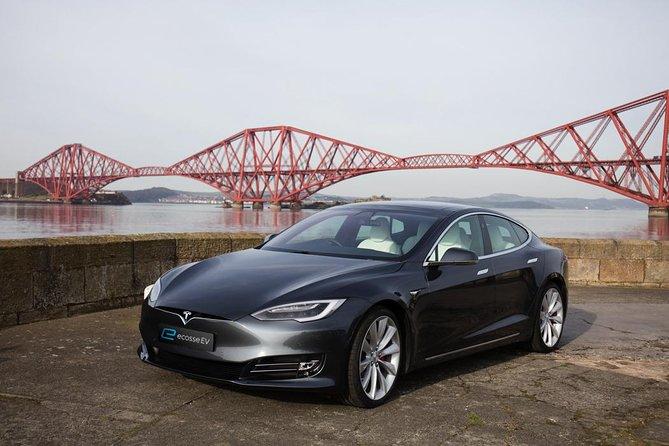 Eco-Friendly Tesla Tours of Edinburgh