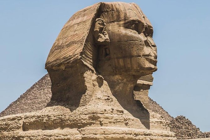 Full day tour from Cairo : giza pyramids , Sphinx , Memphis city ,and Sakkara photo 11
