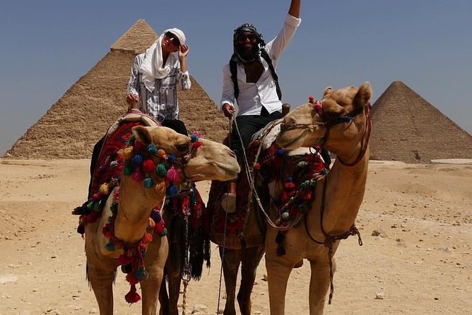 Full day tour from Cairo : giza pyramids , Sphinx , Memphis city ,and Sakkara photo 4