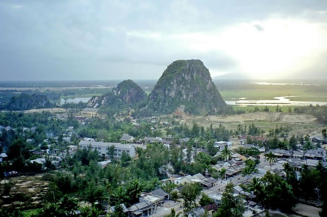 Private Marble Moutain and Monkey Moutain in Danang