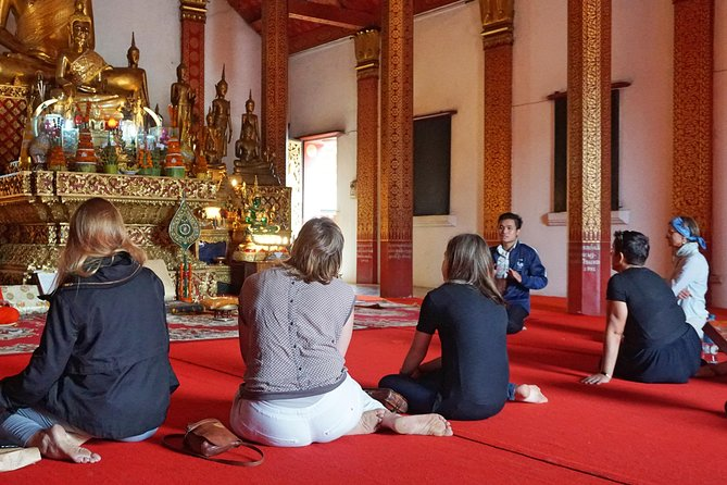 Guided Meditation Experience by Orange Robe Tours