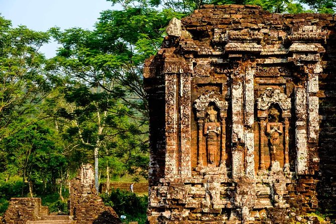 Discover My Son Sanctuary From Hoi An - Half Day Tour