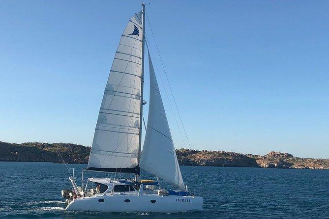 Sailing Charter To Carnac Island