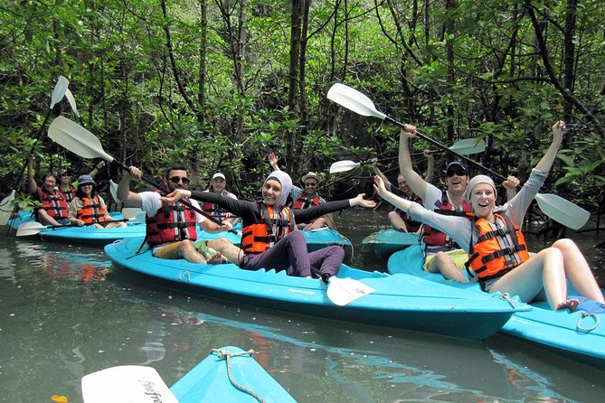 Langkawi Mangrove Kayaking Tour