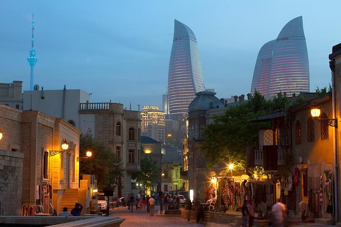 11-Day Tour to Azerbaijan and Georgia from Baku