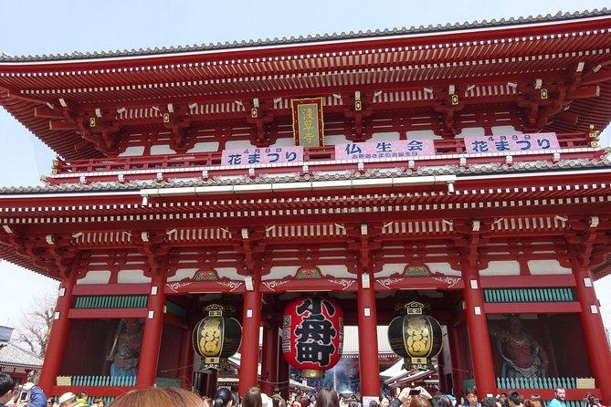 Asakusa Walking Tour and Tempura Cooking Lesson