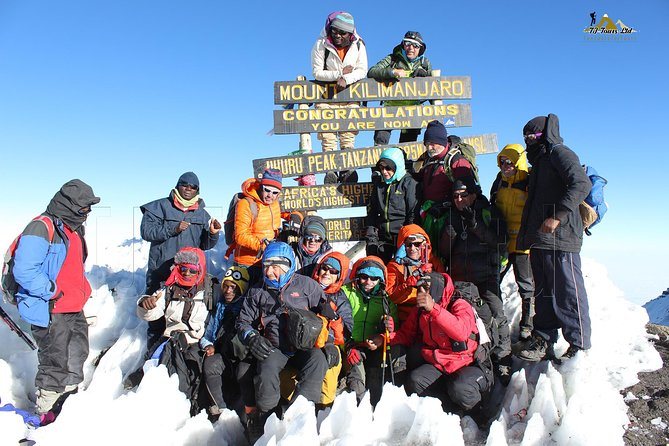5 Days Marangu Route Climbing photo 1