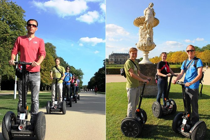 Segway Classic Tour in German (3 hours)