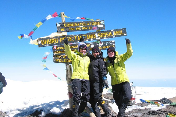 Kilimanjaro Climb | Signature Lemosho Route | ™Tusker Trail 11 Day Premium Tour