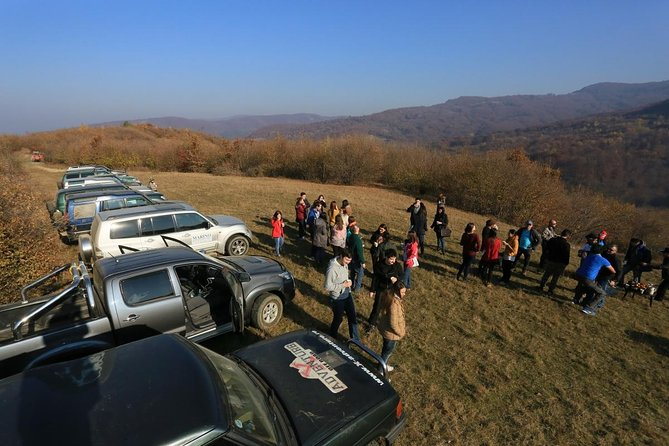 1 Day Off Road Tour Brasov