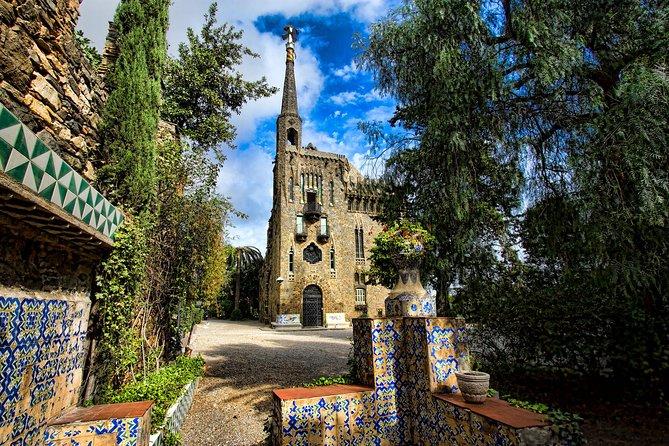 La Sagrada Familia en Torres Bellesguard rondleiding met optionele brunch