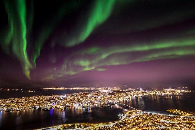 Escursione funivia dell'aurora boreale