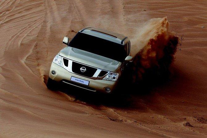 Desert Safari Dubai ( Pickup And Drop Off By Nissan Petrol Desert Edition )