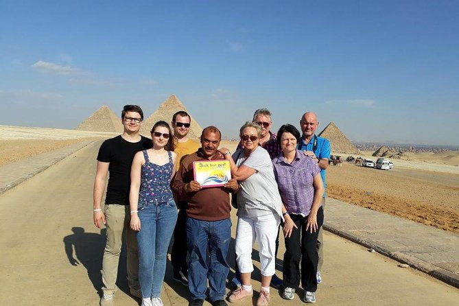 Day trip from Sharm el Sheikh to Cairo by plane