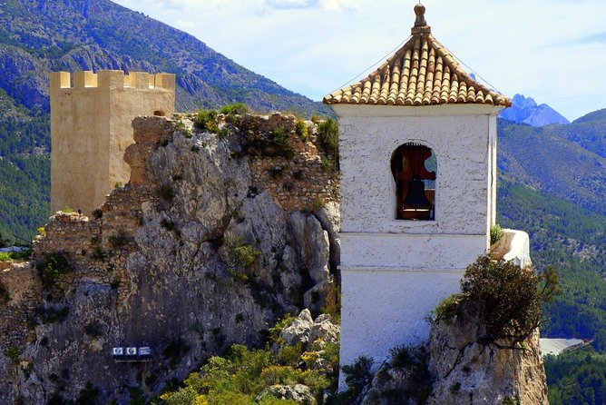 Day Trip to Guadalest from Calpe or Altea