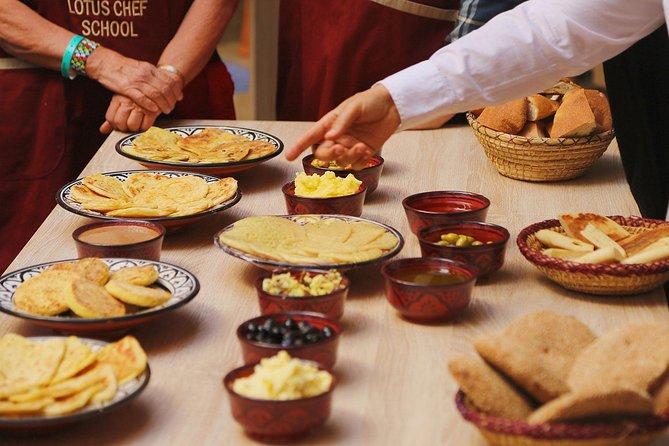 Marokkanske brødværksted