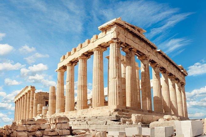 Acropolis Morning Walking Tour(Small Group)