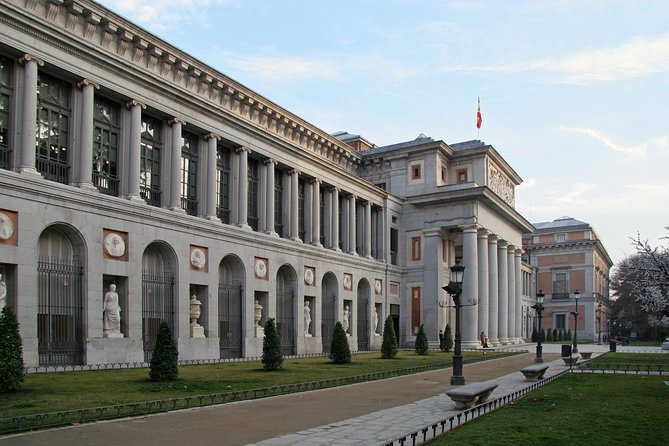 Skip the Line Prado Museum with & Monumental Madrid City Stroll photo 8