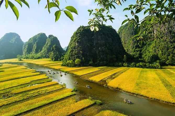 Ninh Binh 1 Day Trip With Mua Cave and Dragon Mountain Hiking