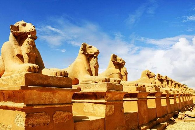 3 Day Luxor Tour Package with accommodation