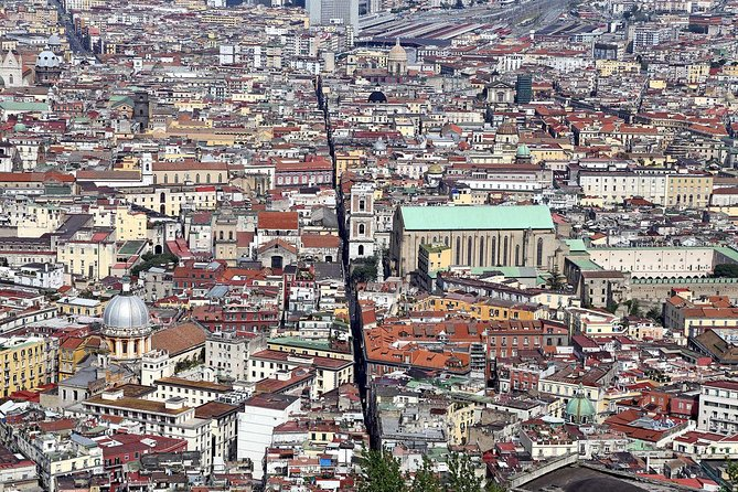 Tour Naples Historical Center and Underground Naples