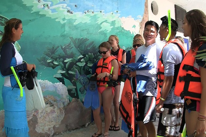 Sea Turtle Snorkeling Ecofriendly Tour from Cancun & Riviera Maya