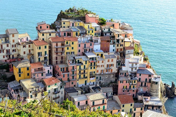 Day Trip From Milan to Cinque Terre and Portovenere Guided Tour