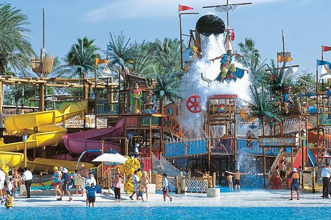 Skip the Line: Wild Wadi Water Park Dubai (1 Day Ticket)