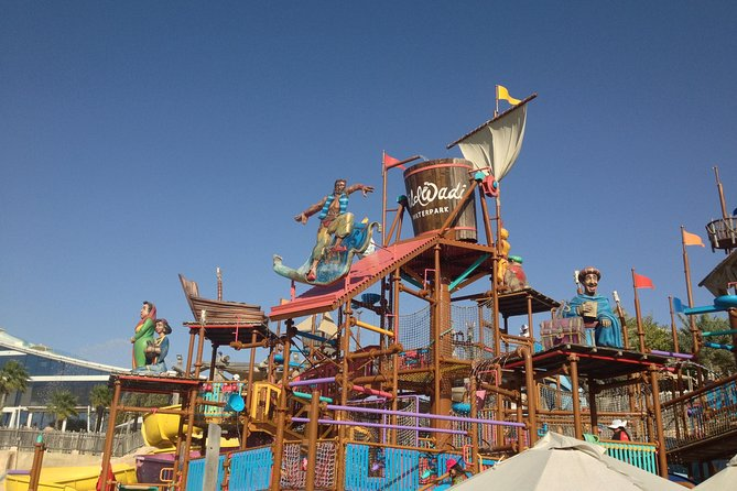 Skip the Line: Wild Wadi Water Park Dubai 1 Day Ticket with Lunch