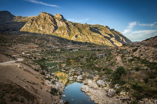 4 days trekking in the Rif mountains
