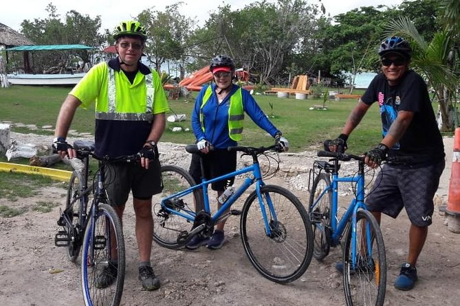 7 Day-Bicycle Yucatan Eco-adventure and Archaeological Tour
