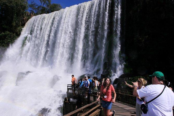 Viagem diurna para o lado argentino das Cataratas do Iguaçu em Foz do Iguaçu