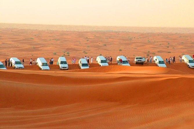 High Red Dunes Desert Safari Dubai ( Land Cruiser )