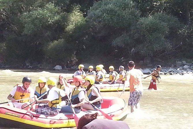 The Aragvi River Rafting Georgia