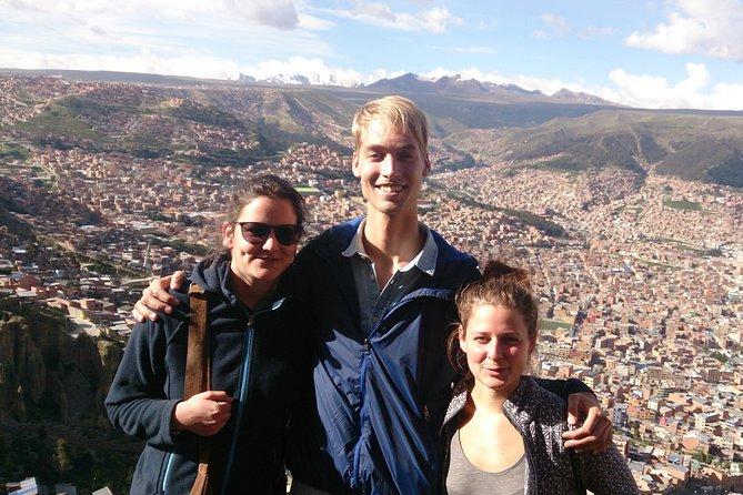 Cable Car, Cementery, Shaman and El Alto Adventure in La Paz