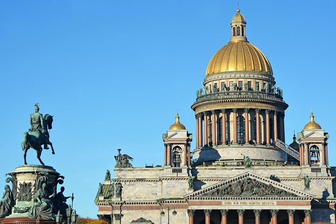 Private Tour of St Isaac Cathedral and Yusupov Palace in St Petersburg